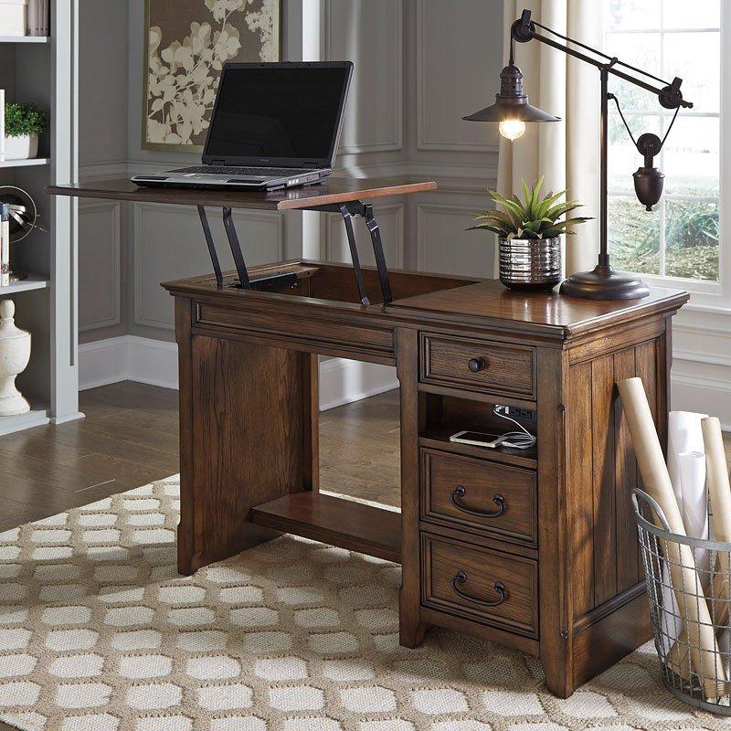 Woodboro Home Office Lift Top Desk Home Office Desks