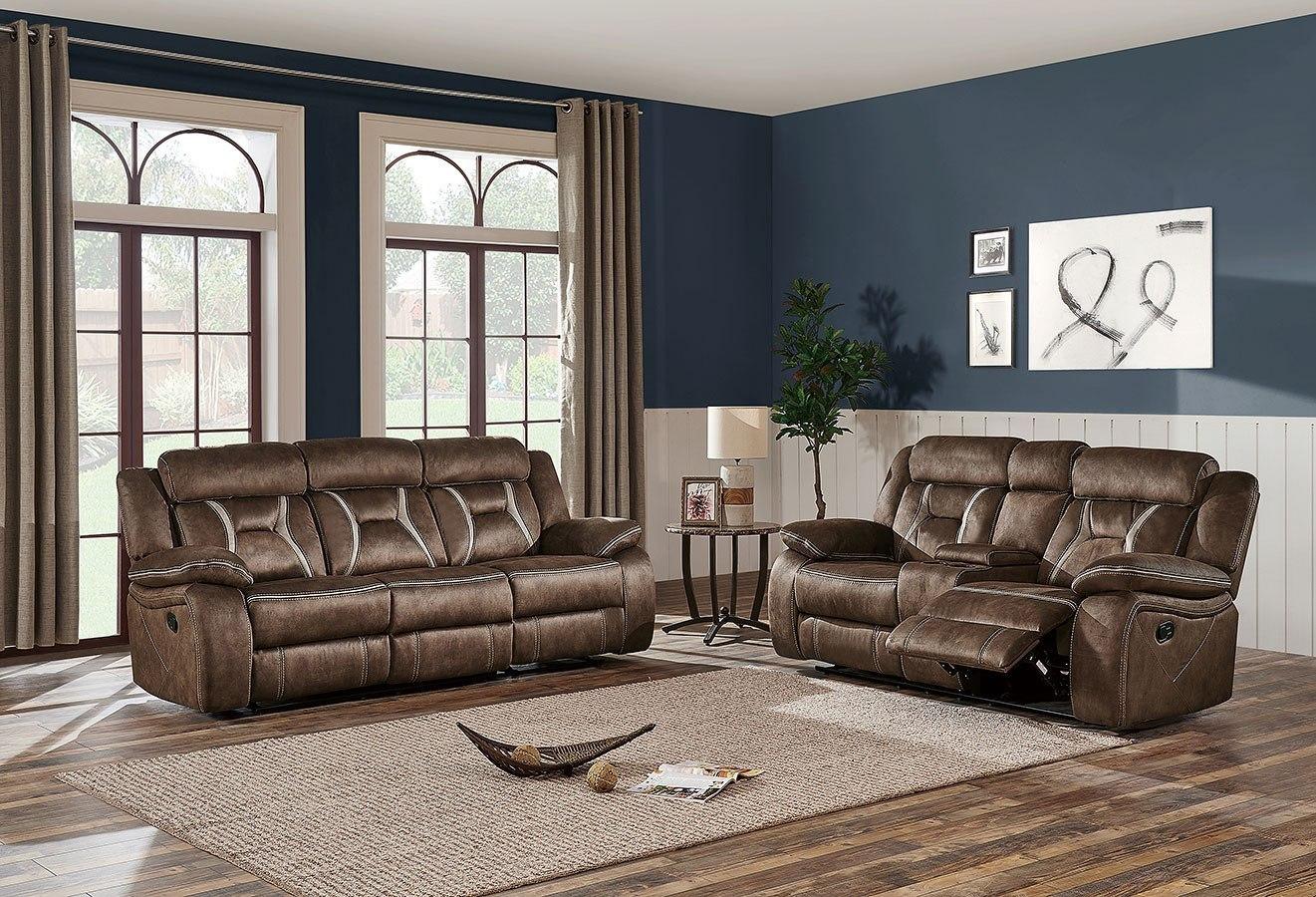 U0070 Reclining Living Room Set