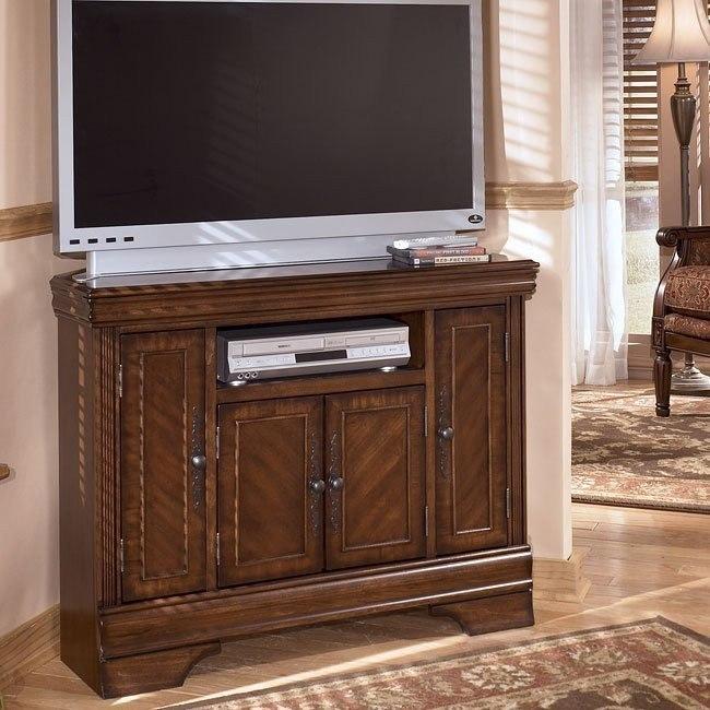 hamlyn corner tv console
