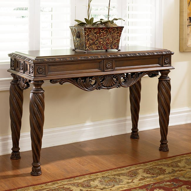 North Shore Sofa Table Signature Design By Ashley
