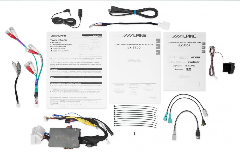 Alpine Ilx W650 Wiring Diagram Headlight Wiring Diagram Needed Tacoma World Get A Vehicle Adapter Harness Sold Separately To Make Things Easier Wiring Diagram Guitar