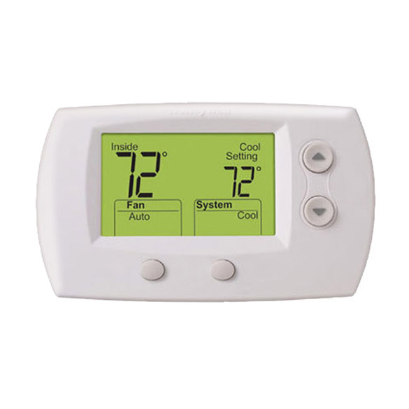 Honeywell Large Display Multi-Stage 3H/2C Digital LCD Thermostat