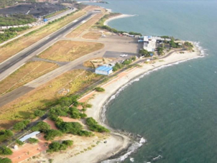 Resultado de imagen para playas del aeropuerto de santa marta
