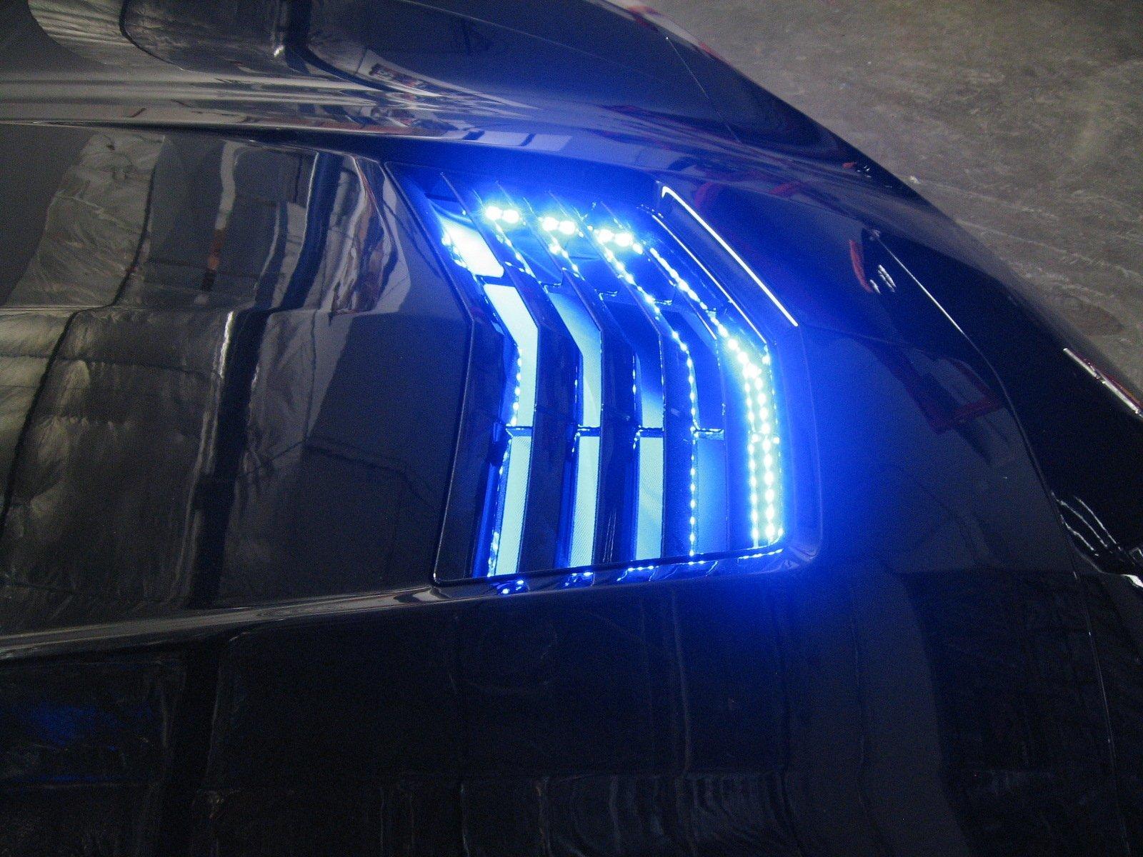 C7 Corvette Exterior Rgb Led Lighting Kit