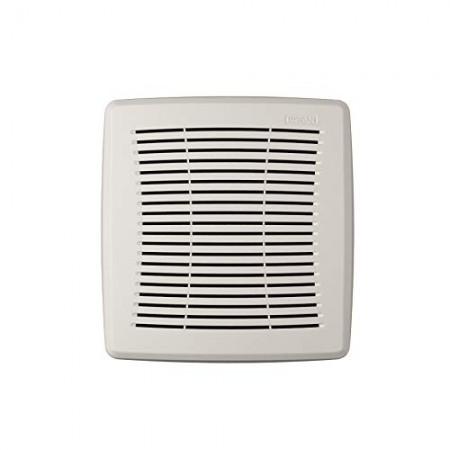 broan nutone broan bathroom exhaust fan grille cover single pack fgr101s