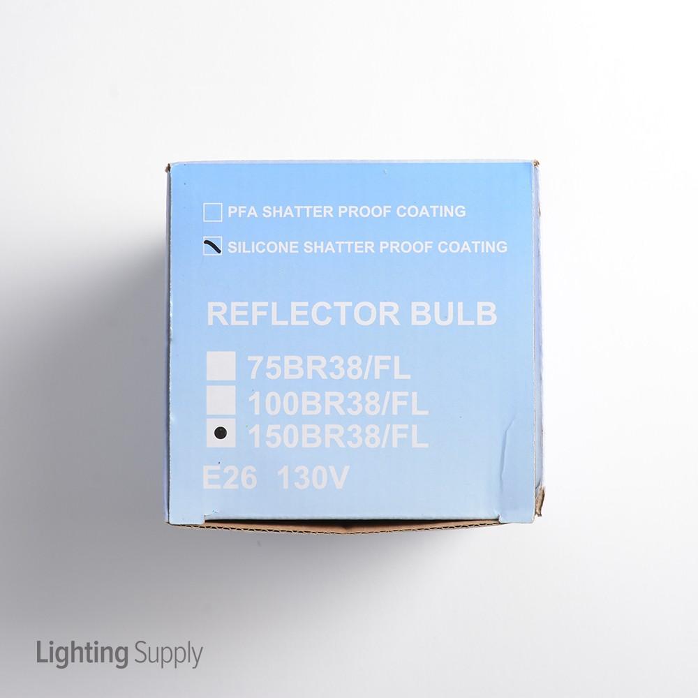 Flood Light Br38 Dimensions