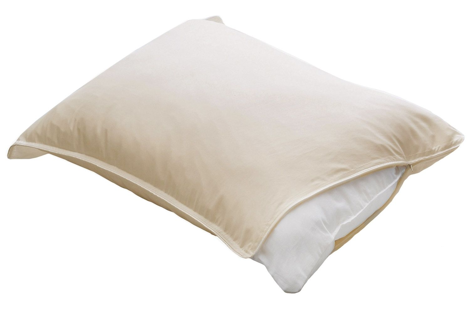 barrier fabric bed pillow protector comes in all pillow sizes