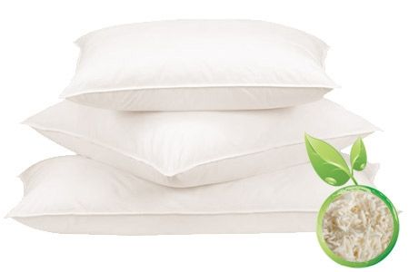 natural latex noodles bed pillow