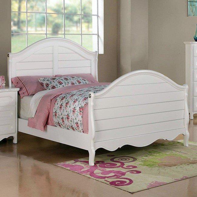 Hayley Youth Bedroom Set Homelegance Furniture Cart