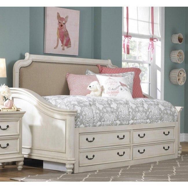 Madison Daybed W Storage Samuel Lawrence Furniture 1 Reviews Furniture Cart