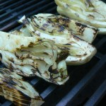 Simple Organic Grilled Fennel