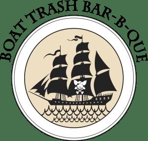 Boat Trash BBQ Logo