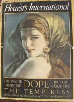 W. T. Benda, okładka magazynu Hearst's International (1923), zb. prywatne.