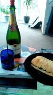 Champagne e paninazzo