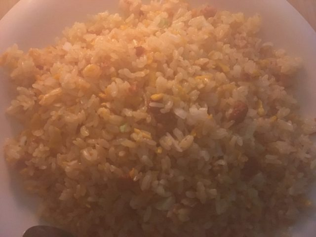 レンチン炒飯2