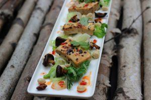 西洋風豆腐料理