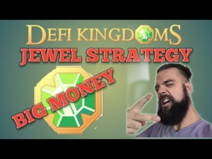 DeFi Kingdoms – JEWEL💎 STRATEGIES 📈 TO BRING YOU TO THE MOON 🚀🌑