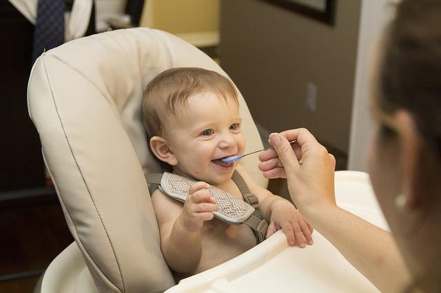 quel repas donner a son bebe de 8 mois