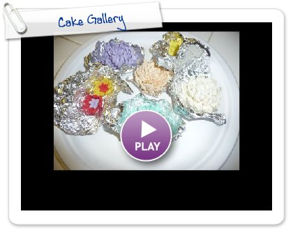 Click to play this Smilebox slideshow: Cake Gallery