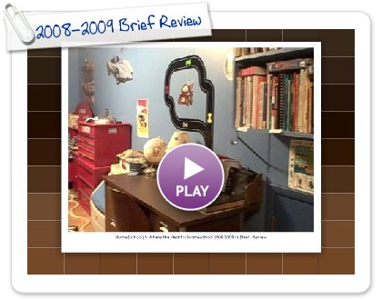 Click to play this Smilebox slideshow: 2008-2009 Brief Review