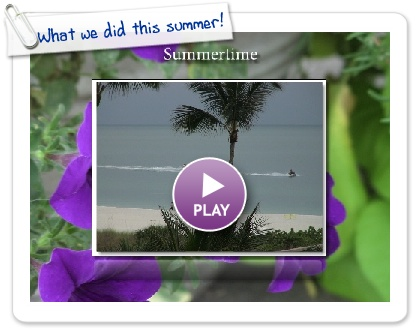 Click to play this Smilebox slideshow: What we did this summer!