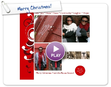 Click to play this Smilebox photobook: Merry Christmas!