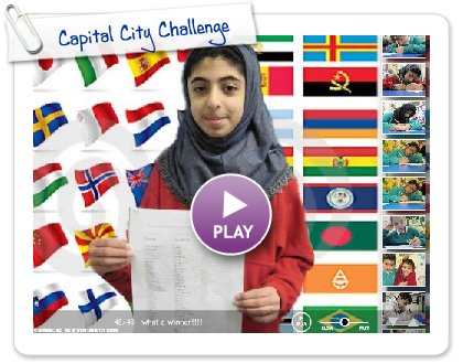 Click to play this Smilebox slideshow: Capital City Challenge