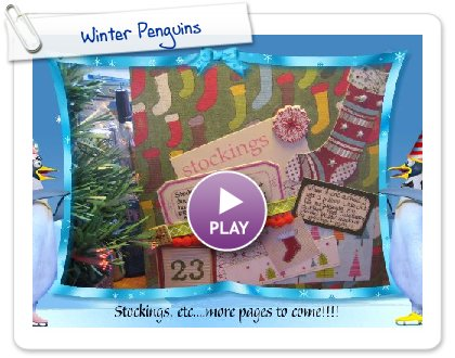 Click to play this Smilebox slideshow: Winter Penguins
