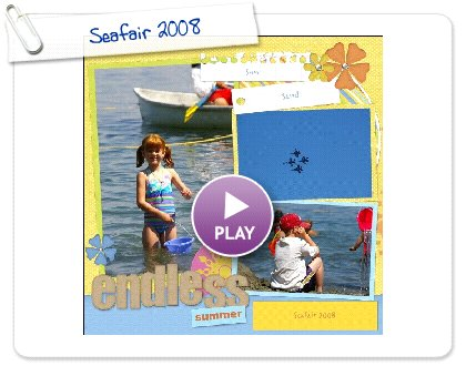 Click to play Seafair 2008