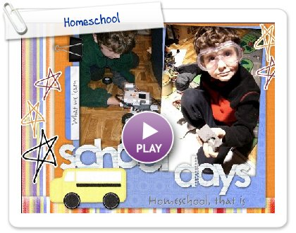 Click to play Homeschool
