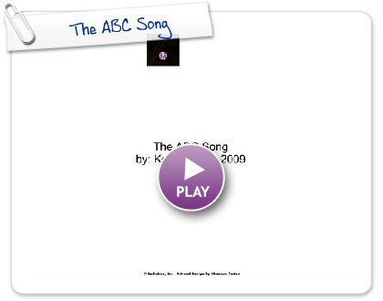 Click to play this Smilebox postcard: The ABC Song