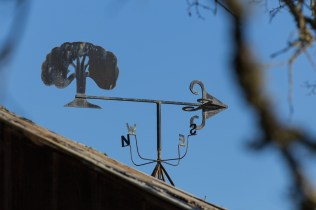country weathervane