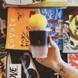 【黒ドリンク】京都「sour」と新宿・泊まれる本屋「BOOK AND BED TOKYO」がコラボ