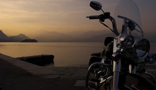 バイク乗りだって、おしゃれなヒール愛用します