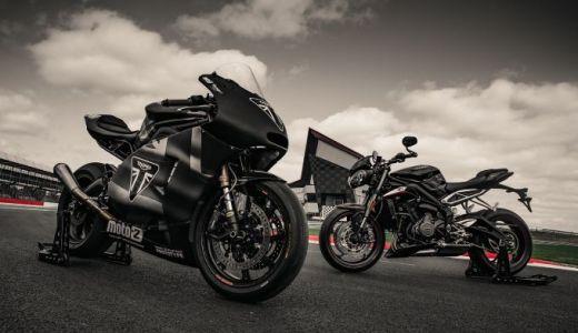 トライアンフブースへGO!来週から始まる「大阪・東京モーターサイクルショー 2019」