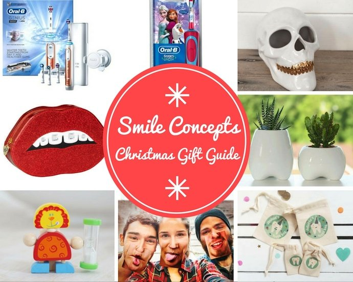 The Smile Concepts Christmas Gift Guide