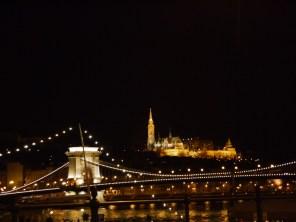 Buda Castle and Bridge