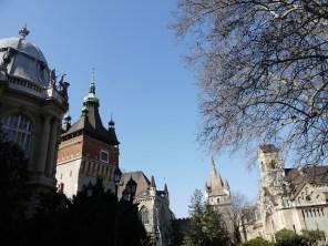 Architecture at Miniature Hungary