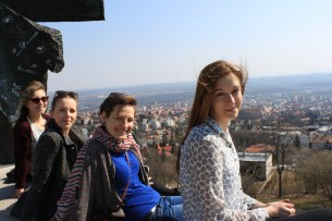On top of Pécs