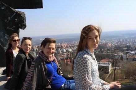 On top of Pécs