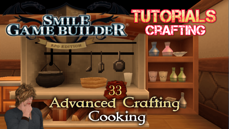 SGB Tutorial #33 - Advanced Crafting - Cooking