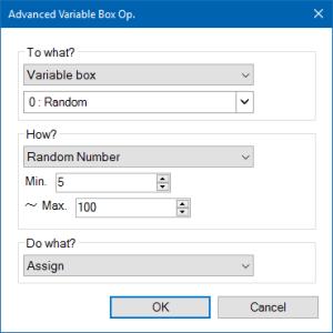 Variables in Smile Game Builder Part 2 - Random Numbers