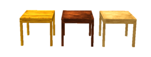Hi-Tex House Pack New Tables (Smile Game Builder)