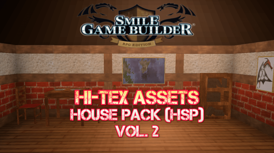 Hi-Tex Assets - Furniture Pack Vol. 2