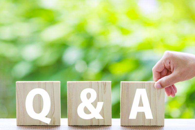 q&a,5Sについての疑問質問お悩み