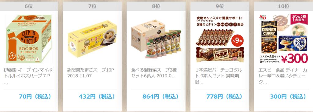 あさイチ7/5で紹介された otameshi