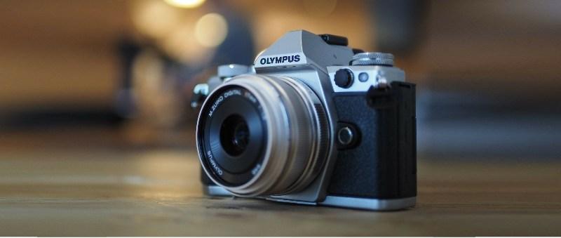 Nueva cámara Olympus E-M5 Mark II de 40 Megapixeles