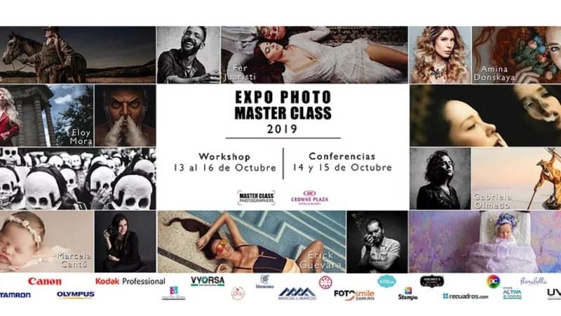 Expo Photo Master Class 2019