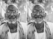 I asked them to smile by Jay Weinstein