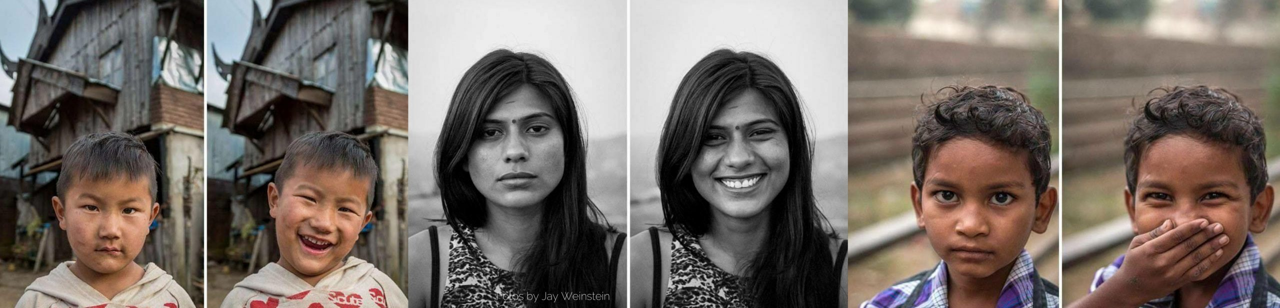 Jay Weinstein | I asked them to smile